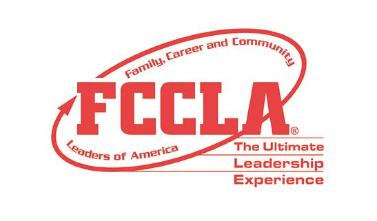FCCLA logo and tagline