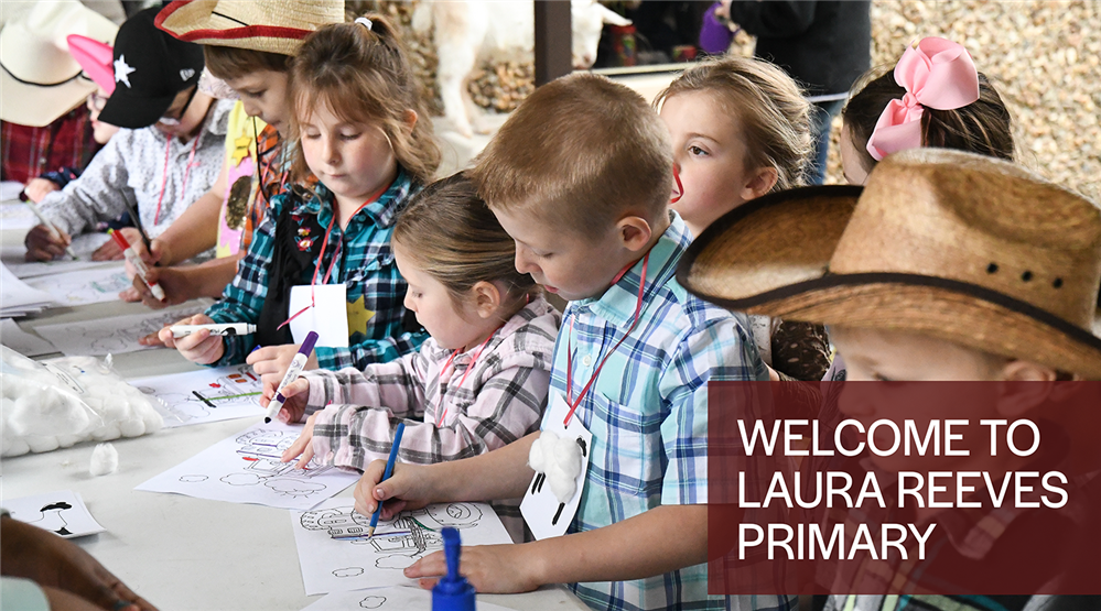Welcome to Laura Reeves Primary