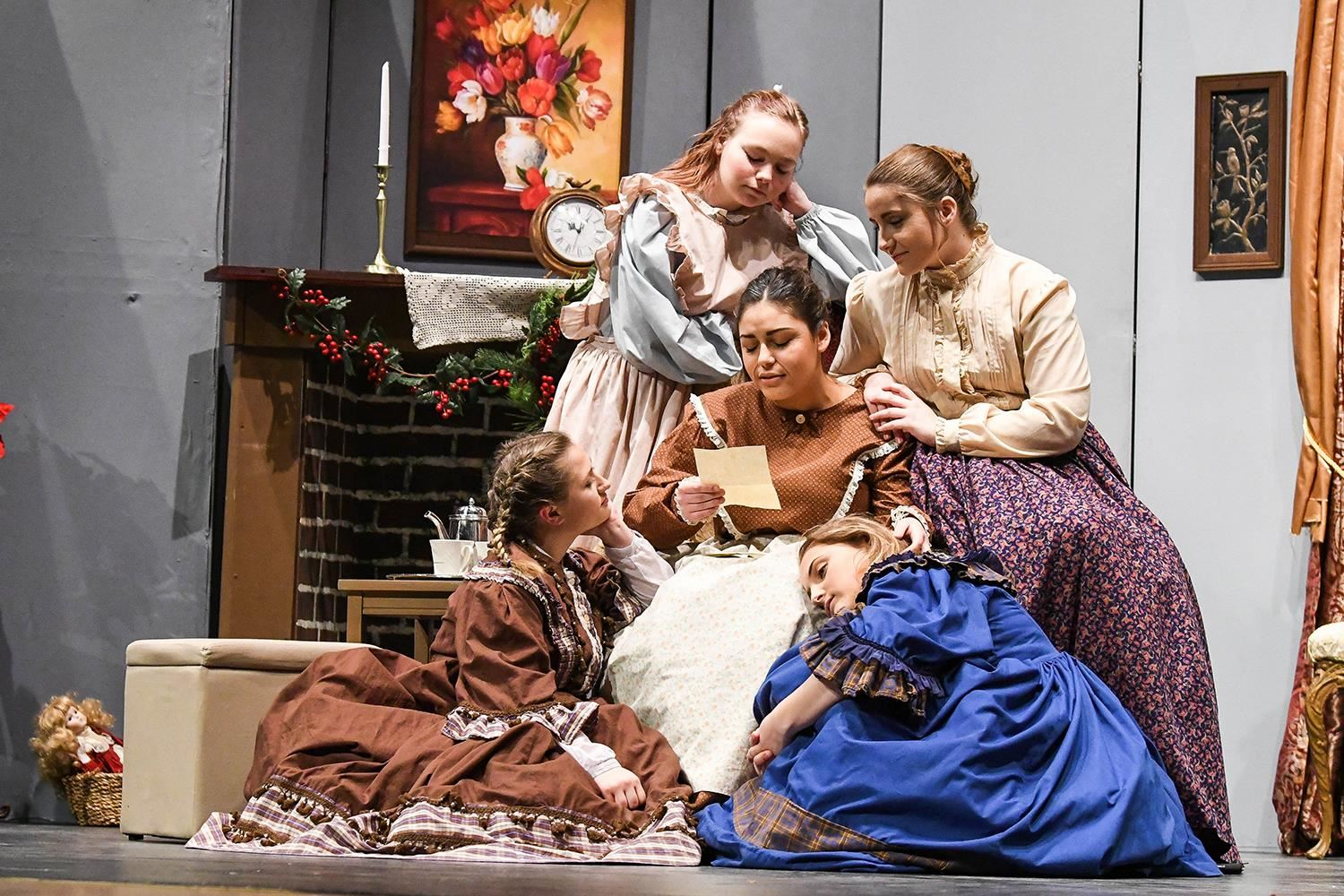 Little Women One-Act Play performance