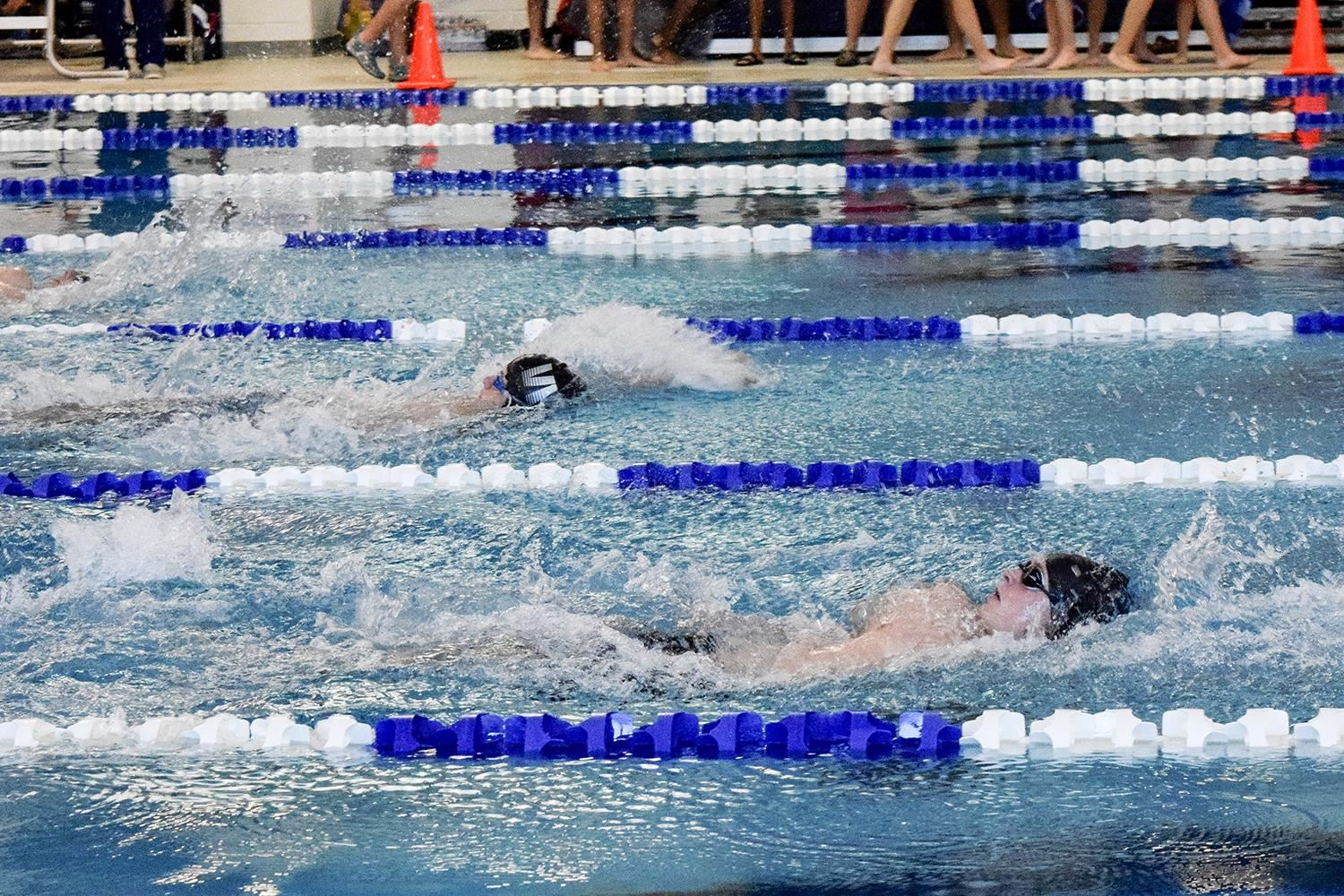 Will Fontaine Backstroke