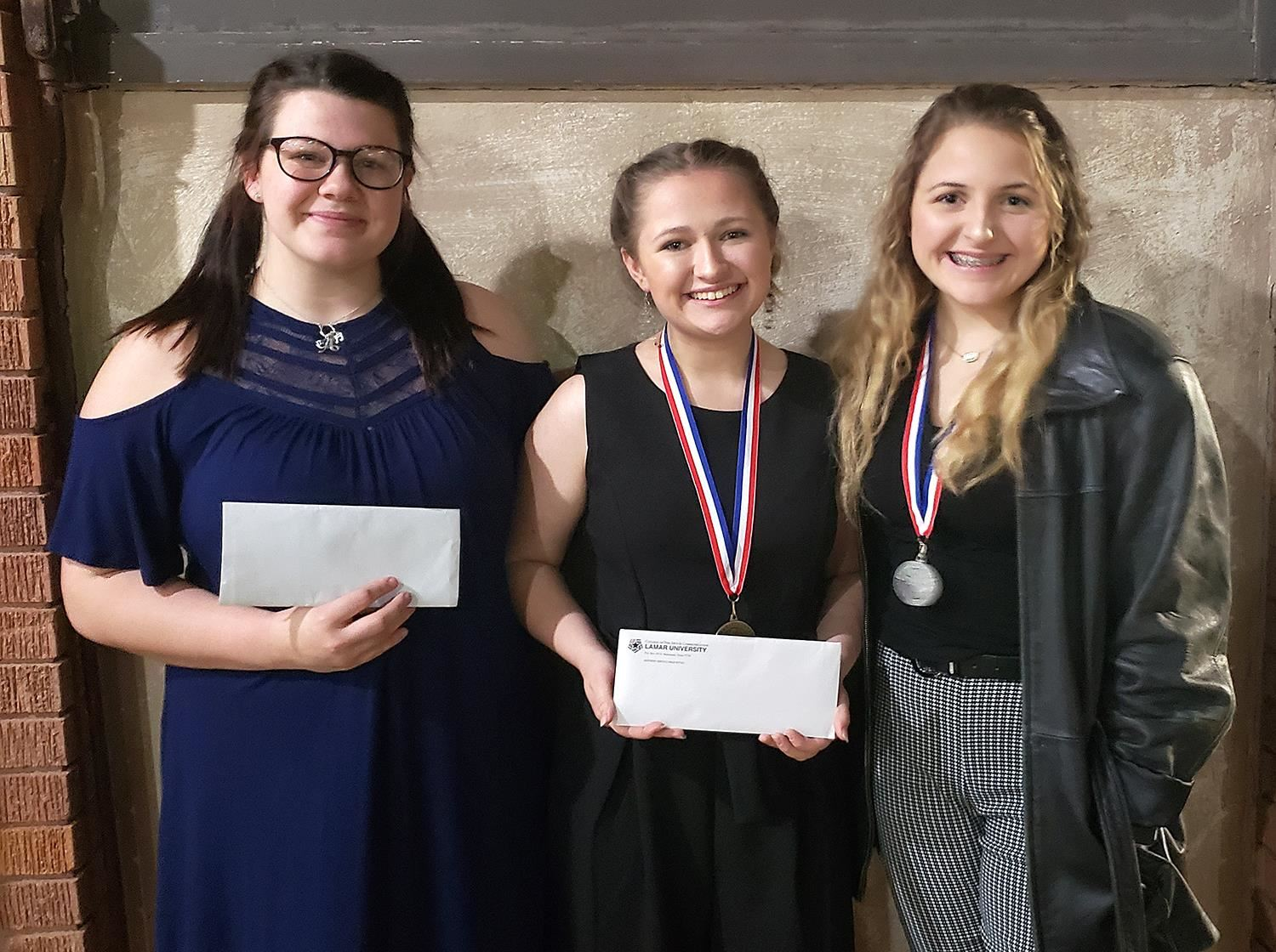 One-Act Play winners
