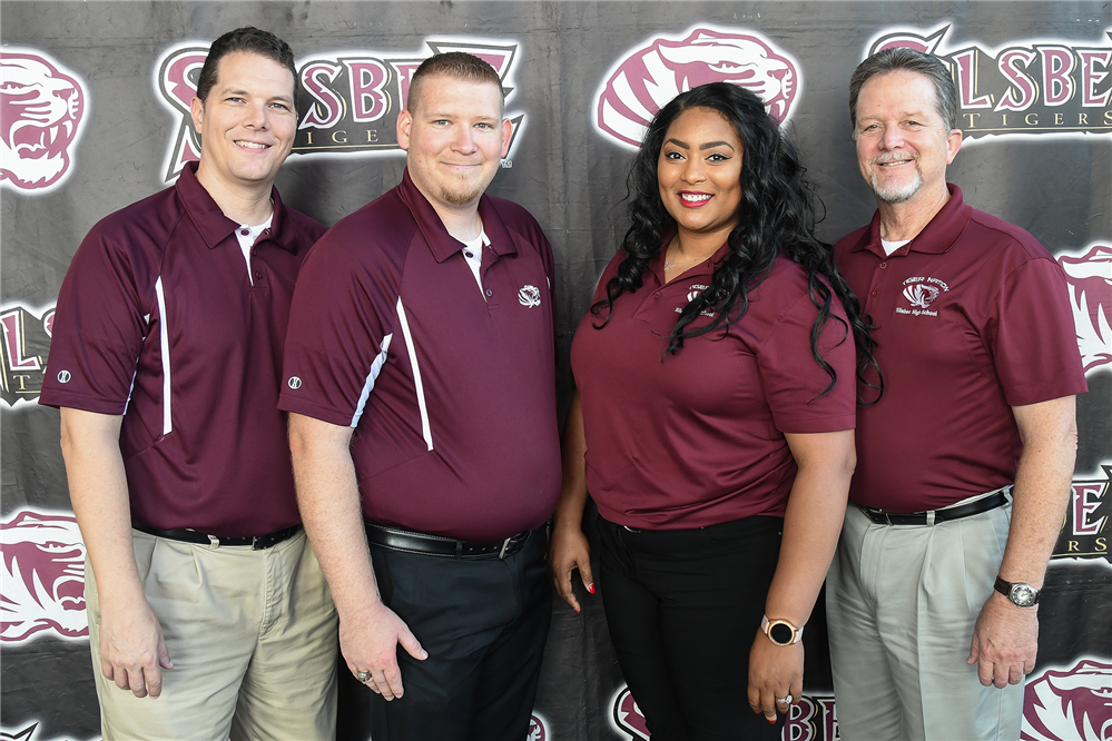 Silsbee High School Administration