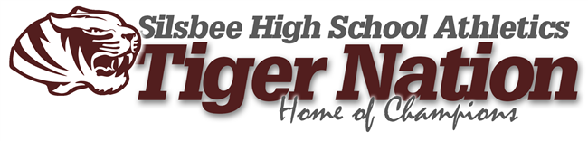 Silsbee High School Athletics Tiger Nation Logo
