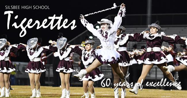 Photo of Silsbee High School Tigerettes