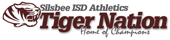 Silsbee ISD Athletics Tiger Nation logo.